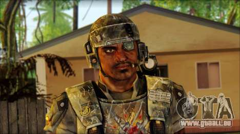 Le Chapitre suivant (Aliens vs. Predator 2010) v pour GTA San Andreas troisième écran