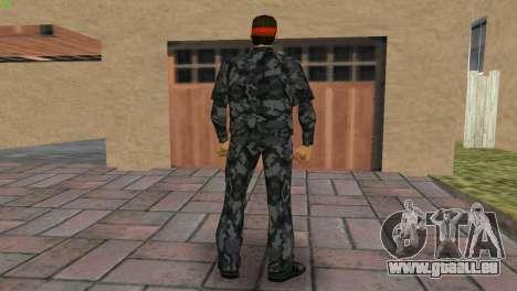 Camo Skin 12 GTA Vice City pour la deuxième capture d'écran