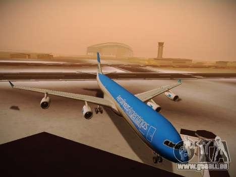 Airbus A340-300 D'Aerolineas Argentinas pour GTA San Andreas
