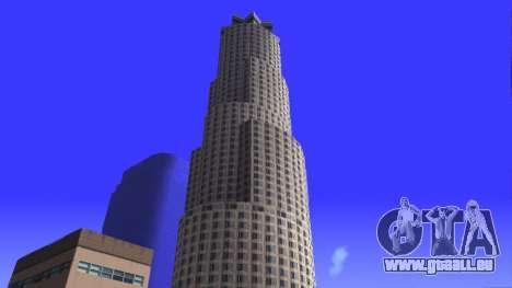 HD texture vier Wolkenkratzer in Los Santos für GTA San Andreas siebten Screenshot
