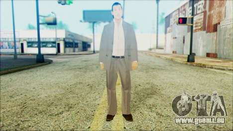 Triadb from Beta Version pour GTA San Andreas
