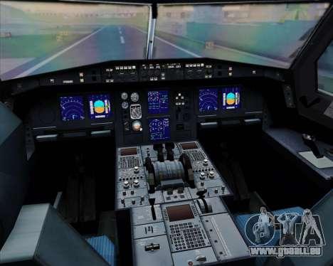 Airbus A330-300 Cathay Pacific für GTA San Andreas Räder