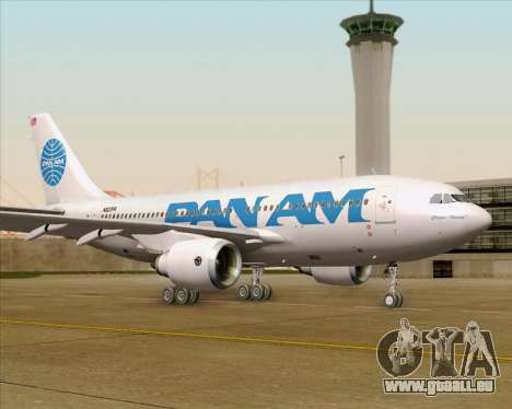 Airbus A310-324 Pan American World Airways für GTA San Andreas