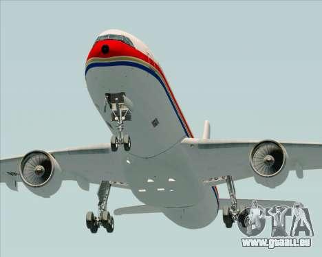 Airbus A330-300 China Eastern Airlines für GTA San Andreas Seitenansicht