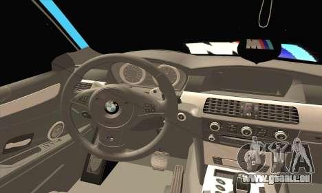 BMW 320i E46 für GTA San Andreas zurück linke Ansicht