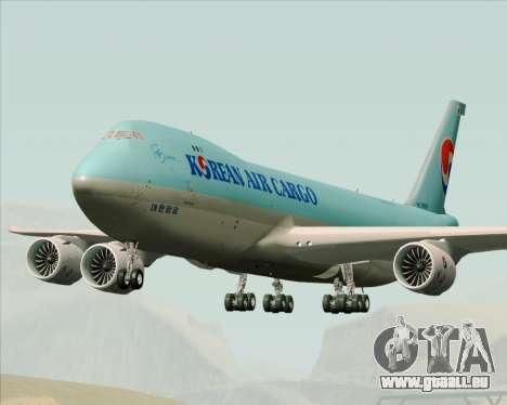 Boeing 747-8 Cargo Korean Air Cargo für GTA San Andreas