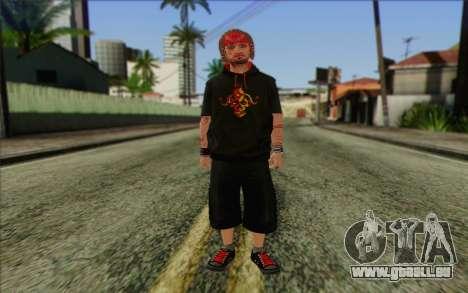 GTA 5 Wade Hebert pour GTA San Andreas
