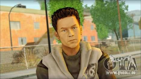 Iceman Street v2 pour GTA San Andreas troisième écran