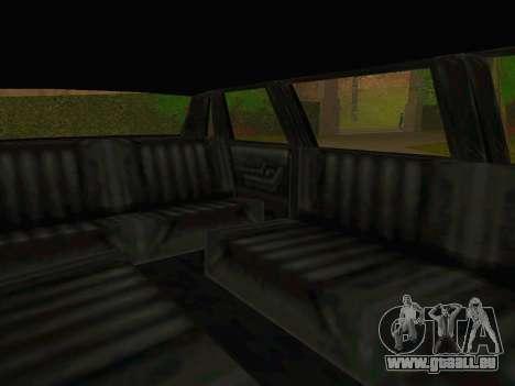 Premier Limousine für GTA San Andreas rechten Ansicht