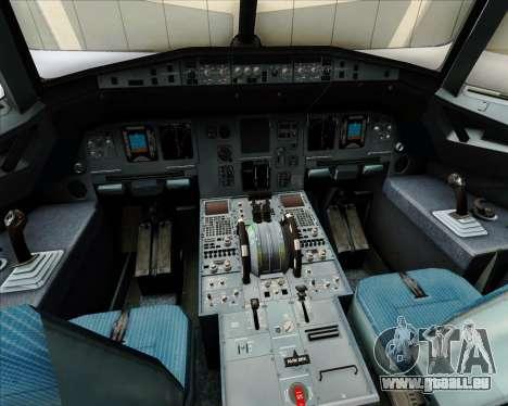 Airbus A320-200 Air Australia pour GTA San Andreas salon