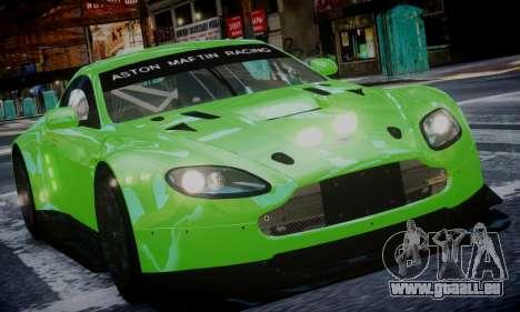 Aston Martin Vantage GTE für GTA 4