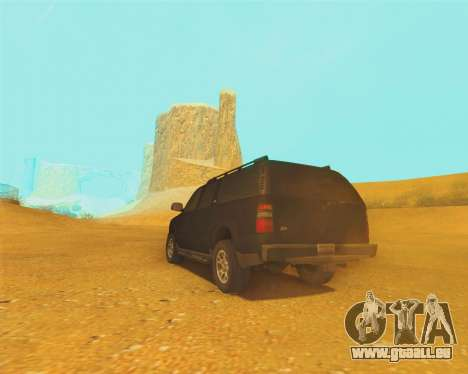 LS ENB by JayZz pour GTA San Andreas deuxième écran