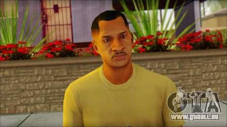 GTA 5 Soldier v2 pour GTA San Andreas troisième écran