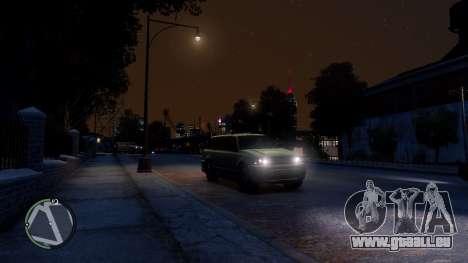 ENB-promo (0.79) v7.0 pour GTA 4 septième écran