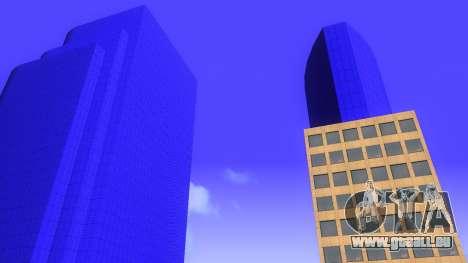 HD texture quatre gratte-ciel de Los Santos pour GTA San Andreas sixième écran