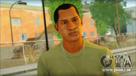 GTA 5 Soldier v3 für GTA San Andreas dritten Screenshot