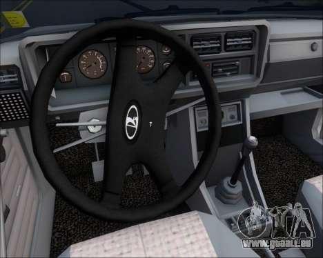 LADA 2107 pour GTA San Andreas moteur