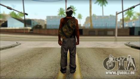 Rob v2 pour GTA San Andreas deuxième écran