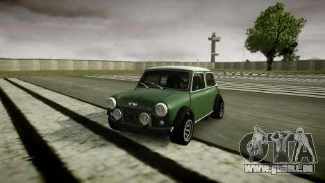 Mini Cooper RWD für GTA 4
