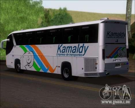 Comil Campione 3.45 Scania K420 Kamaldy für GTA San Andreas rechten Ansicht