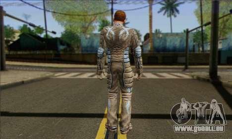 Айсмен (X-Men-Der Offizielle Spiel) für GTA San Andreas zweiten Screenshot
