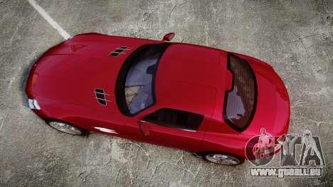 Mercedes-Benz SLS AMG [EPM] pour GTA 4 est un droit