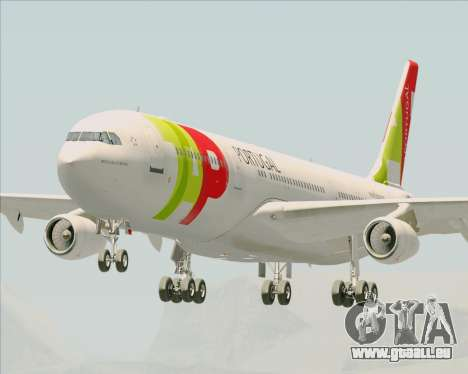 Airbus A340-312 TAP Portugal pour GTA San Andreas