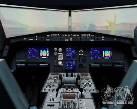 Airbus A330-300 Finnair (Current Livery) für GTA San Andreas Innen