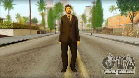 GTA 5 Ped 12 für GTA San Andreas