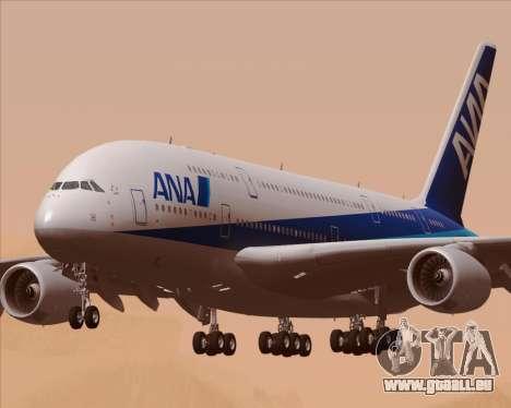 Airbus A380-800 All Nippon Airways (ANA) für GTA San Andreas