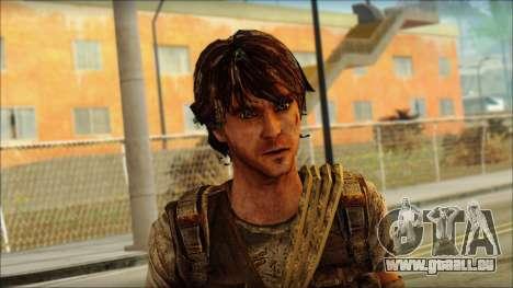 Adam (Je Suis Vivant) pour GTA San Andreas troisième écran