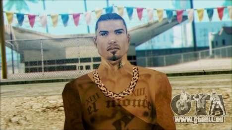New Cesar pour GTA San Andreas troisième écran