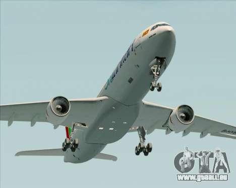 Airbus A330-300 SriLankan Airlines pour GTA San Andreas vue de côté