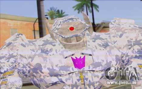 Shockwawe v3 für GTA San Andreas dritten Screenshot