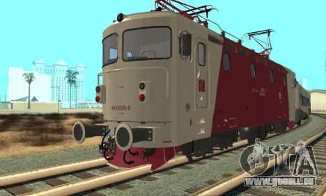 Le 3400Kw für GTA San Andreas