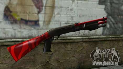 Shotgun pour GTA San Andreas deuxième écran