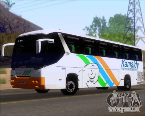 Comil Campione 3.45 Scania K420 Kamaldy pour GTA San Andreas