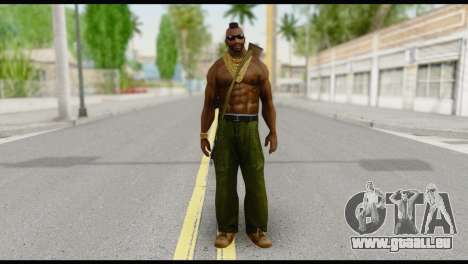 MR T Skin v7 für GTA San Andreas