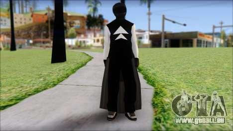 Phoenix Fly Wingsuit pour GTA San Andreas