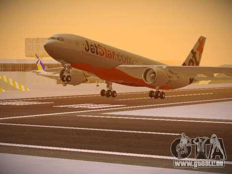 Airbus A330-200 Jetstar Airways für GTA San Andreas