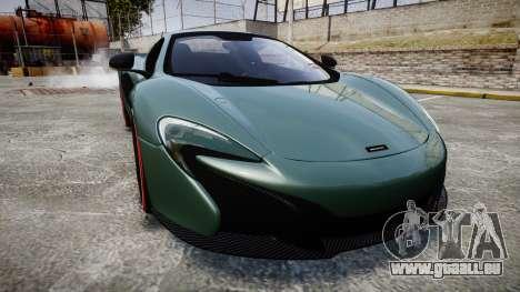 McLaren 650S Spider 2014 [EPM] Bridgestone v2 für GTA 4