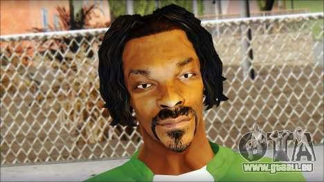 Snoop Dogg Mod für GTA San Andreas dritten Screenshot