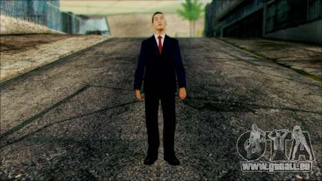 Somybu from Beta Version pour GTA San Andreas