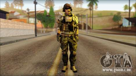 Engineer from BF4 pour GTA San Andreas