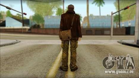 Sean Delvin für GTA San Andreas zweiten Screenshot