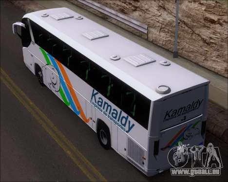 Comil Campione 3.45 Scania K420 Kamaldy für GTA San Andreas Rückansicht