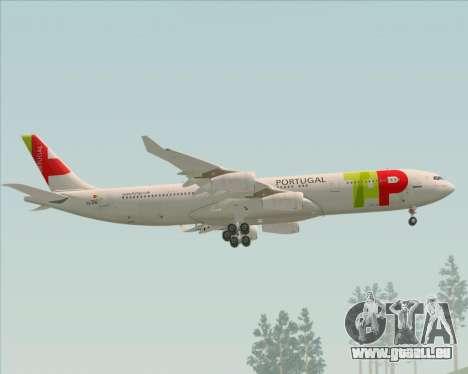 Airbus A340-312 TAP Portugal für GTA San Andreas Motor