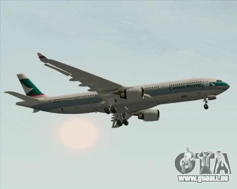 Airbus A330-300 Cathay Pacific für GTA San Andreas Motor