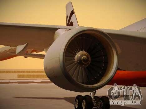 Airbus A330-200 Jetstar Airways pour GTA San Andreas roue