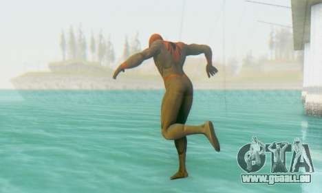 Skin The Amazing Spider Man 2 - Suit Assasin für GTA San Andreas zweiten Screenshot